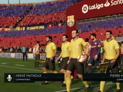 Barça - Real Madrid : le match simulé sur FIFA 19