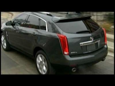 Reportage Cadillac SRX
