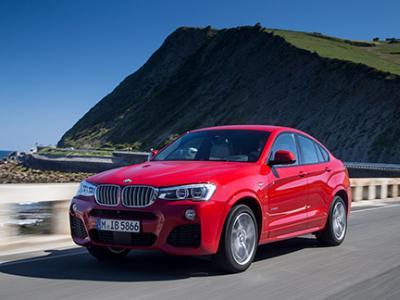 Essai BMW X4 35d M Sport