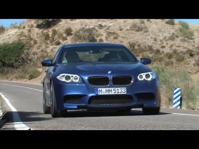 Essai BMW M5 (F10)