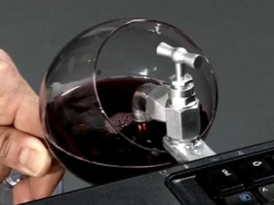 USBwine : téléchargez votre vin en direct des domaines