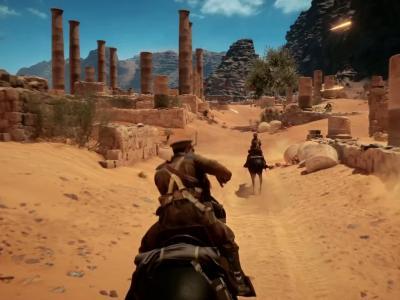 Battlefield 1 : le trailer de la Gamescom 2016