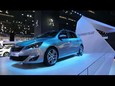 Francfort 2013 - Peugeot 308