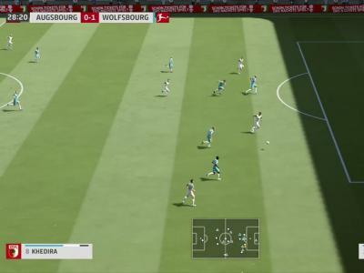 Dusseldorf - Paderborn sur FIFA 20 : résumé et buts (Bundesliga - 26e journée)