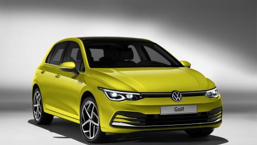 Golf 8 : découverte de la compacte star de Volkswagen
