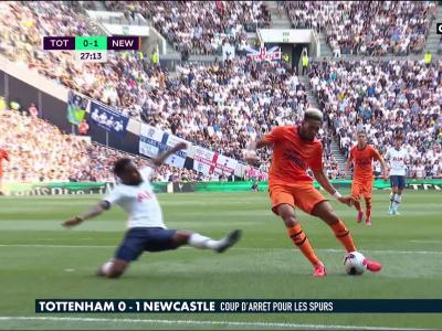 Premier League - 3ème journée : Le résumé de Tottenham / Newcastle