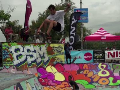 Sosh Freestyle Cup 2014 : Jour-J pour le début du contest