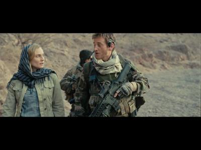Forces Spéciales avec Diane Krueger - Bande Annonce
