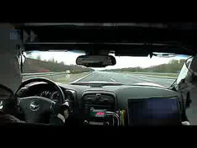 Corvette ZR1 - 370 km/h