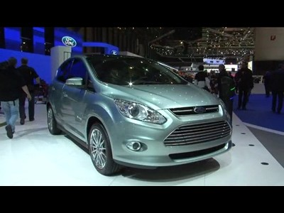 Genève 2011 : Ford C-Max Energi