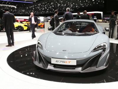 Genève 2015 | McLaren 675LT
