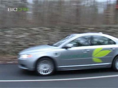 Essai Volvo S80 FlexiFuel