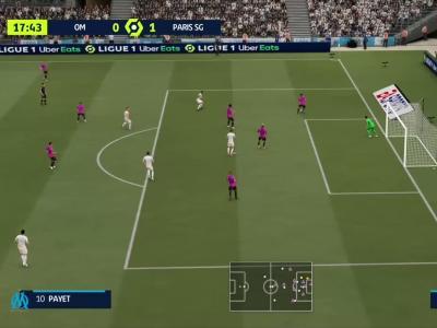 FIFA 21 : notre simulation OM - PSG (24ème journée de Ligue 1)