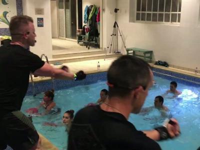 Zone d'entretien [S08E02] Nous avons testé l'aquacombat