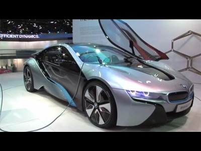 BMW i8 Interview