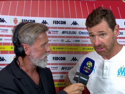 AS Monaco - OM : la réaction d'André Villas-Boas