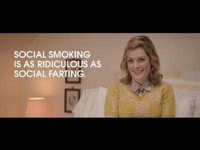 """La """"cigarette sociale"""" aussi grave que le """"pet social"""" ?"""