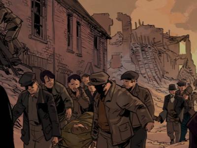 BD Assassin's Creed Conspirations : la bande-annonce du Tome 1 - Die Glocke