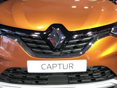 Notre vidéo du Renault Captur II au Salon de Francfort 2019
