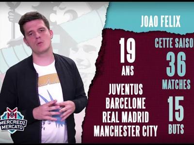 Ce que vaut concrètement João Félix, le grand espoir de Benfica