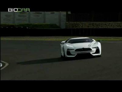 La Citroën GT fonctionne à l'hydrogène