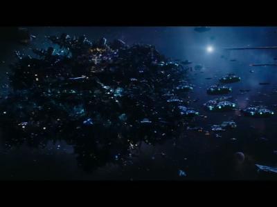 Lexus imagine un vaisseau spatial pour le futur film de Luc Besson