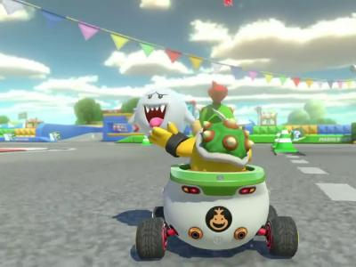 Mario Kart 8 Deluxe : le trailer de la version Nintendo Switch