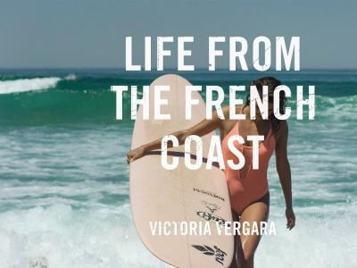 ''Life From The French Coast'' avec Victoria Vergara