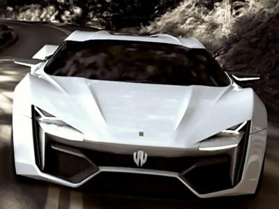 W Motors lance la première supercar née des communautés arabes