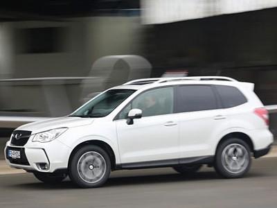 Essai Subaru Forester 2.0D Sport