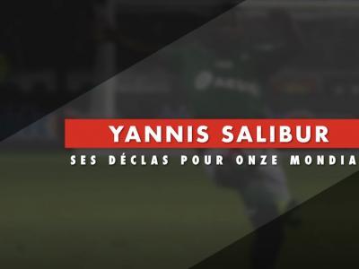 Yannis Salibur : ses déclarations à Onze Mondial