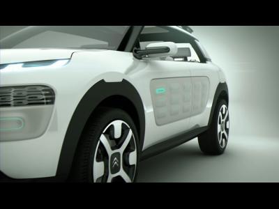 Le Citroën Cactus enfin dévoilé