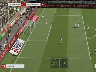 Francfort - Borussia M'Gladbach sur FIFA 20 : résumé et buts (Bundesliga - 26e journée)