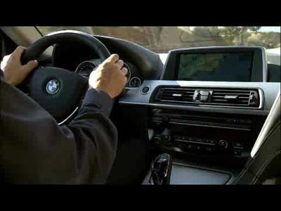 BMW Série 6 en action
