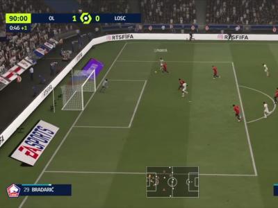 OL - LOSC : notre simulation FIFA 21 (34ème journée de Ligue 1)
