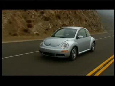 Volkswagen New Beetle TDI 2007
