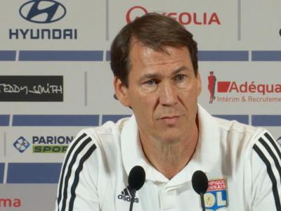 OL : le lapsus de Rudi Garcia en conférence de presse !