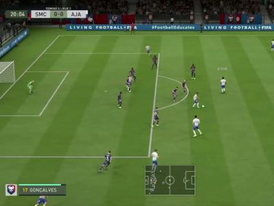 Stade Malherbe de Caen - AJ Auxerre : notre simulation FIFA 20 (L2 - 32e journée)