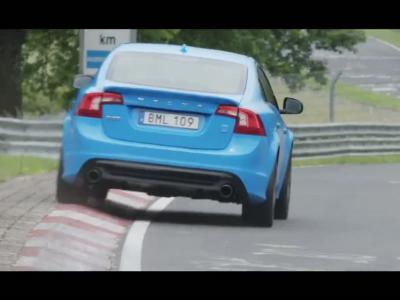 La Volvo S60 Polestar a secrètement été la berline 4 portes la plus rapide du Nürburgring