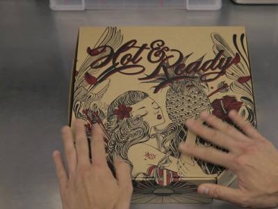 La Pizza Box