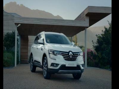 Renault Koleos 2: voir plus grand