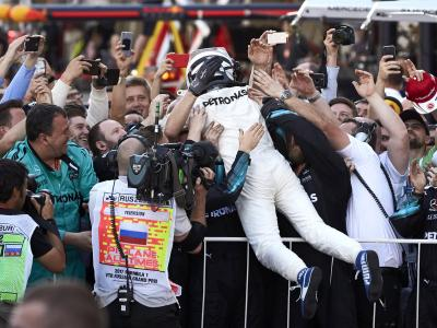 Grand Prix de Russie de F1 : la 2e place de Bottas au classement Pilotes en danger ?