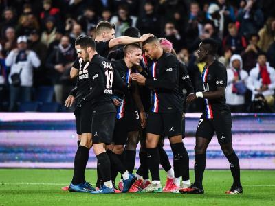 PSG - Bordeaux : le bilan des Parisiens face aux Girondins