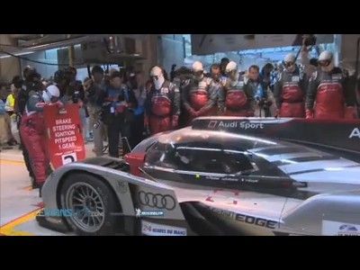 24H du Mans 2011 : Pole Position
