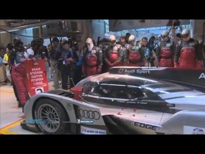24H du Mans 2011 : Pole Position