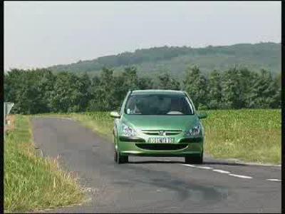 Essai Peugeot 307