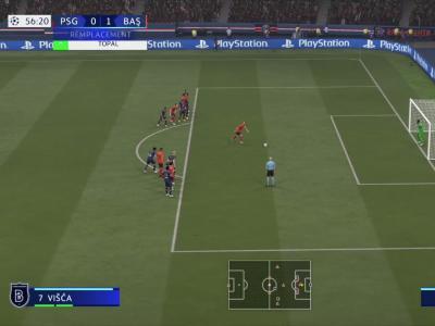 PSG - Istanbul Basaksehir : notre simulation FIFA 21 (6ème journée - Ligue des Champions)