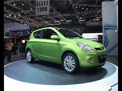 Reportage Hyundai i20