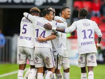 Toulouse : le bilan des Violets à la mi-saison