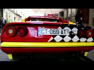 Embarquez dans la Ferrari 328 GTS-Peter Klasen !